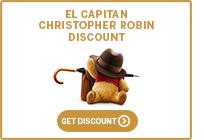 El Capitan Christopher Robin Discount