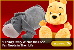 9 Things Every Winnie the Pooh Fan Needs in Their Life SEE MORE >