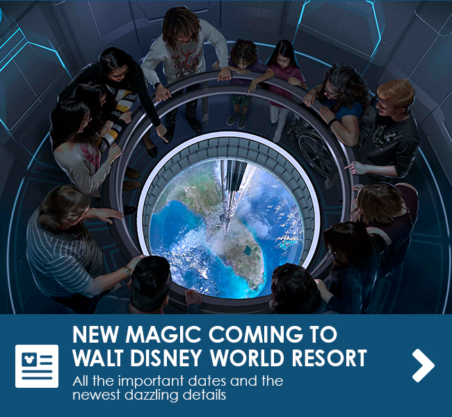 NEW MAGIC COMING TO WALT DISNEY WORLD RESORT - All the important dates and the newest dazzling details
