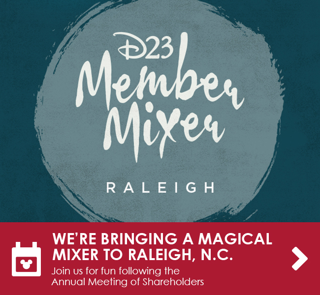 WE'RE BRINGING A MAGICAL MIXER TO RALEIGH, N.C.