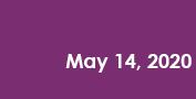 May 14, 2020