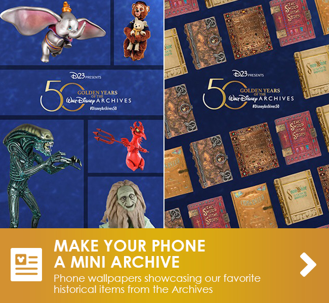 MAKE YOUR PHONE A MINI ARCHIVE - Phone wallpapers showcasing our favorite historical items from the Archives