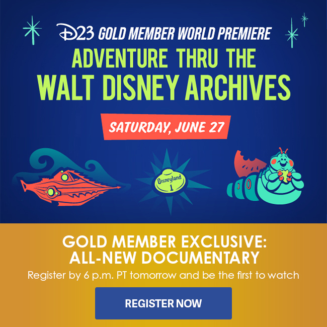 GOLD MEMBER EXCLUSIVE: ALL-NEW DOCUMENTARY - Register by 6p.m. PT tomorrow and be the first to watch - REGISTER NOW