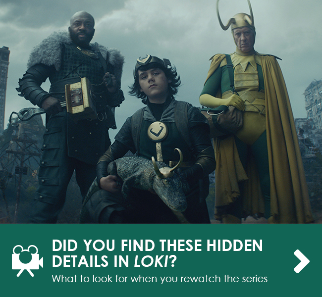 DID YOU FIND THESE HIDDEN DETAILS IN LOKI? - What to look for when you re-watch the series